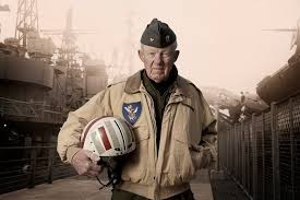 Former Navy Fighter Pilot and an ex-POW, Charles Plumb